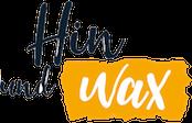 Hin und Wax - Ihr Waxing-Studio in Bielefeld - Haarentfernung: Logo