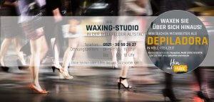 Hin und Wax - Ihr Waxing-Studio in Bielefeld
