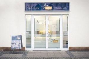 Hin und Wax - Ihr Waxing-Studio in Bielefeld: Außenansicht unseres Studios