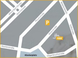 Map Studio in der Ritterstrasse